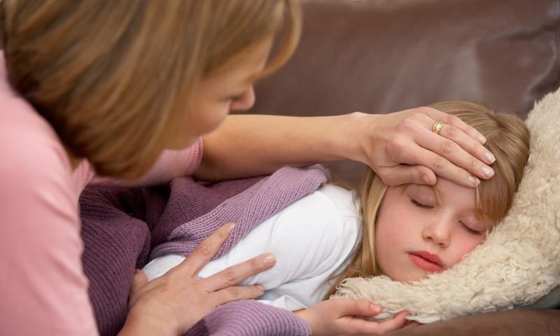 Vaikas susirgo gripu: naudingi patarimai