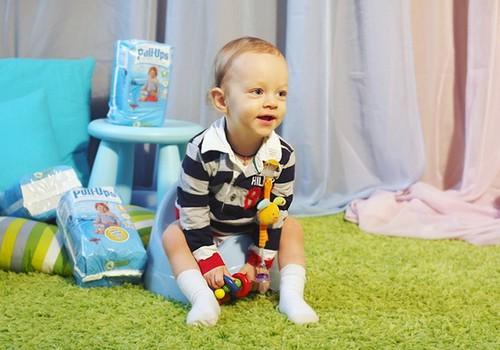 ŠIANDIEN - GYVAS POKALBIS su psichologe Vika Aniuliene apie mažylio pratinimą prie puoduko: 12 -14 val.