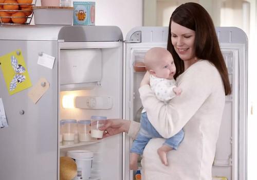 Testavimas: Philips Avent indeliai mamos pienui ir košei laikyti