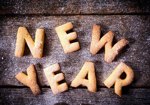 Naujųjų metų vakarui - sėkmę simbolizuojantys valgiai
