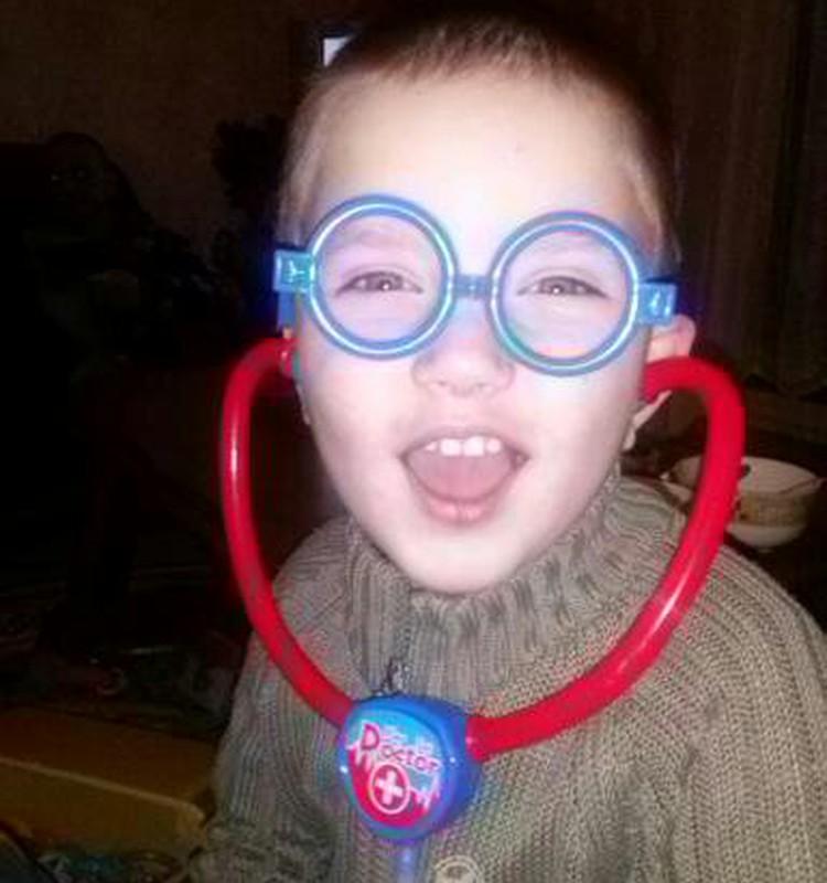 Mano mazasis princas:)