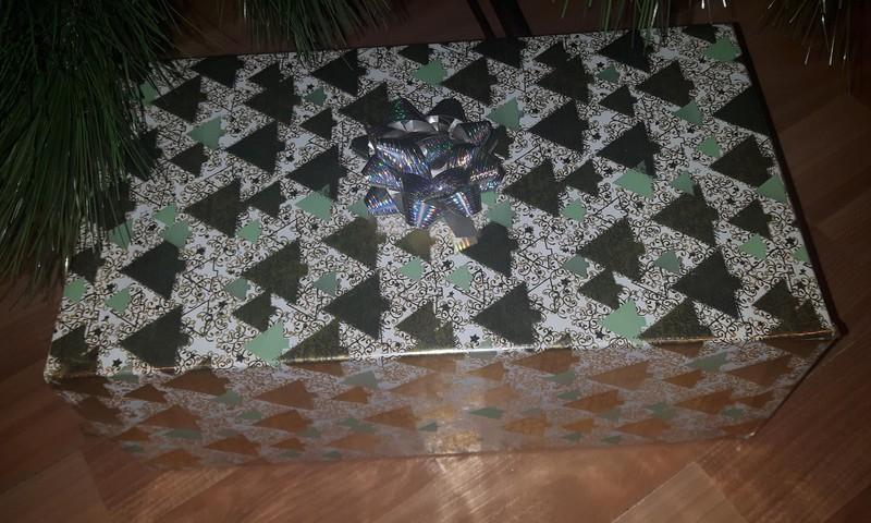 Apie kalėdines dovanas
