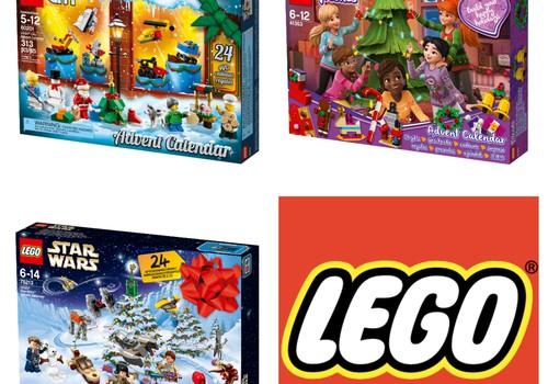 Kalėdos su LEGO Advento kalendoriais ateina  greičiau