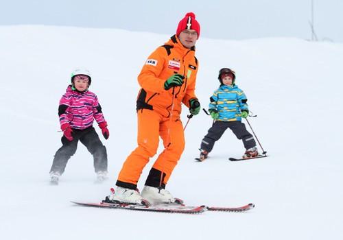 Kaip išmokti slidinėti: patarimai