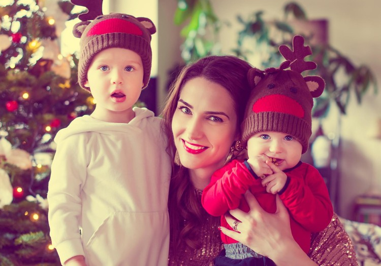 Super mažylio blogas: pirmoji ir Kalėdinė fotosesijos