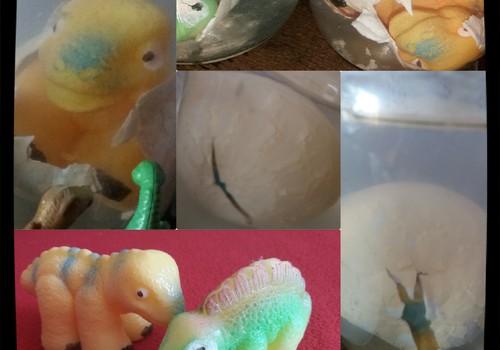 RUDUO:  užauginti dar vieni dinozaurai :)