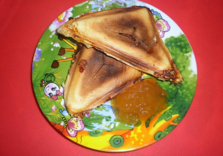 Mamos Ingridos išmėginti receptai: blynai sumuštinių keptuvėje