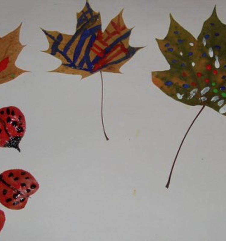 Ne tik ruduo nuspalvina lapus...