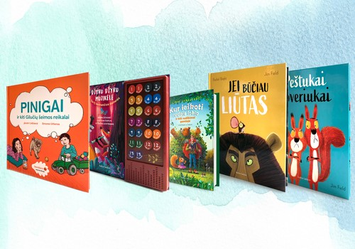 Kaip išrinkti vaikui tinkamą knygą dovanai: vaikų literatūros specialistės patarimai