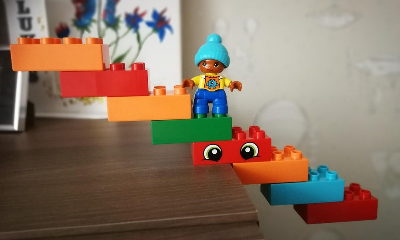 Žaidimai su LEGO® DUPLO®