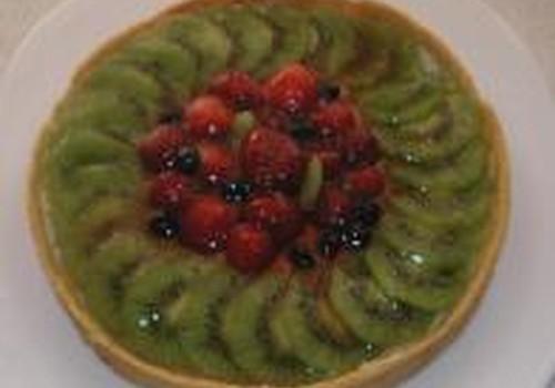 Kivių pyragas