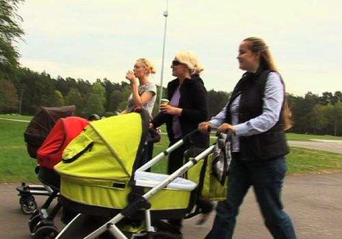 TV Mamyčių klubas 2015 01 17: dubens dugno mankšta, mažylių ropojimas, renkame vežimėlį