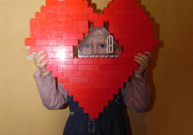 Doroteja(2.5metu) -meiles kupina sirdute