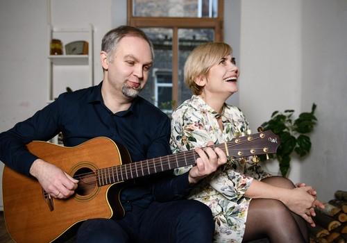 """Koncerto """"Svajonių gatvės"""" kūrėjai I. Balsytė ir M. Kuliavas klausytojus kviečia atsiverti vieni kitiems"""