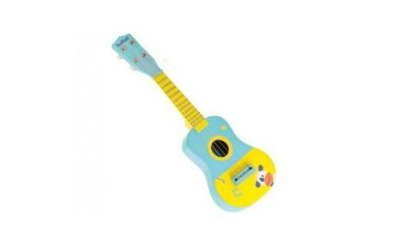 Dienos žaidimo nugalėtoja laimi pirmąją gitarą savo mažyliui!