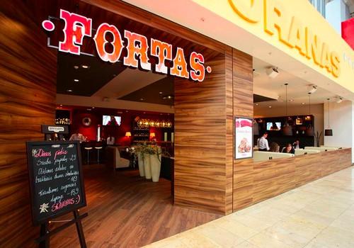 Leiskitės į kulinarines keliones restoranuose FORTAS!