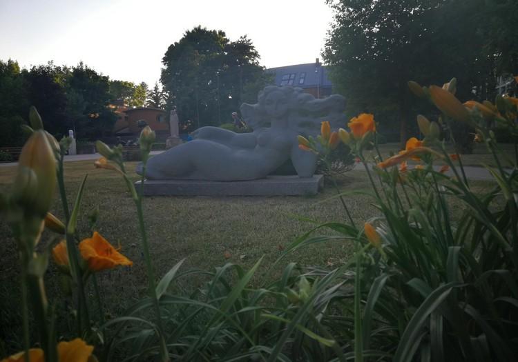 Vasaros gidas: Palangos skulptūrų parkas