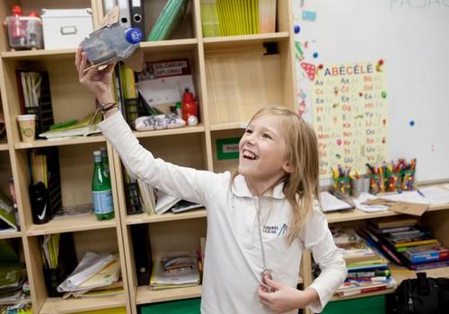 Kas ruošiasi mokyklai - būsimasis pirmokas ar jo tėvai?