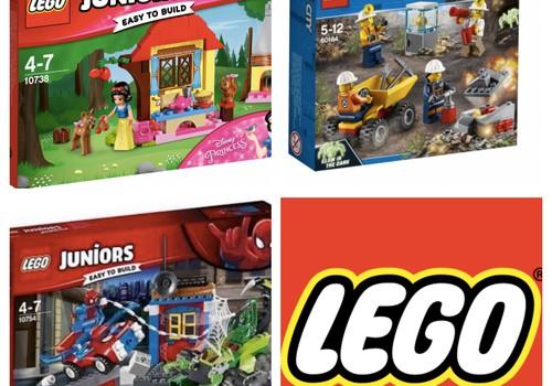 Konkursas Facebooke: Dalyvauk ir laimėk LEGO žaidimus!