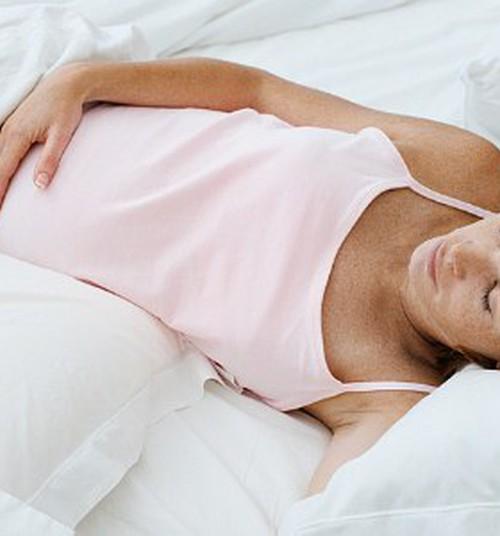 Nėštutės, kaip sekasi išsimiegoti?