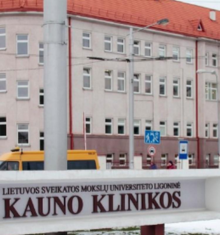 Gimdymo įstaigos Lietuvoje: apklausos rezultatai apie KAUNO KLINIKAS