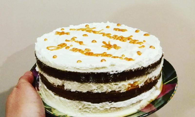 Gruodinuko tortas su MILUPA tyrele