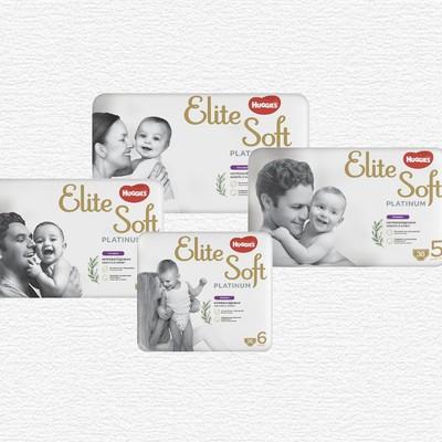 Huggies® Elite Soft Platinum