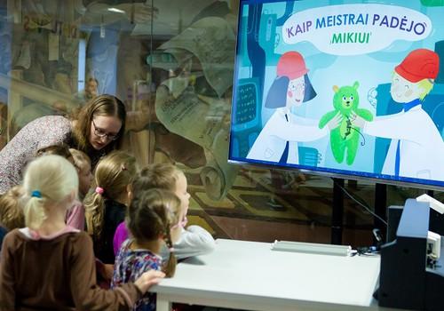 Pirmoji nemokama edukacinė-terapinė knygelė vaikams mokys tinkamai rūpintis žaislais