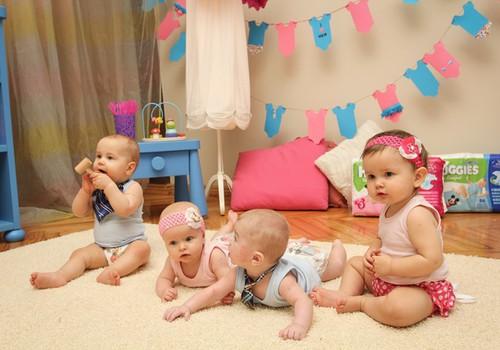 23-24 savaitės: Vaikai – brangus malonumas