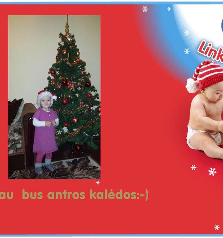 Laukiam švenčių:-)