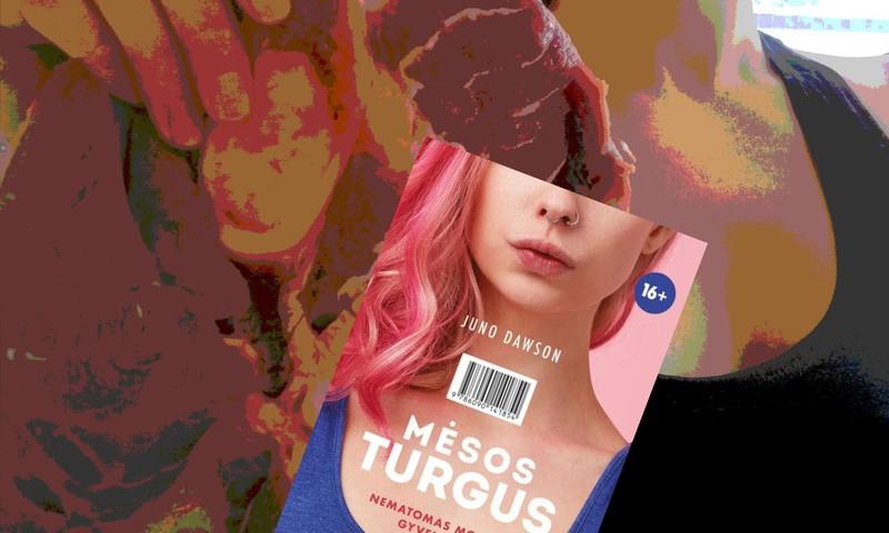 """Knyga paauglėms - """"Mėsos turgus"""""""