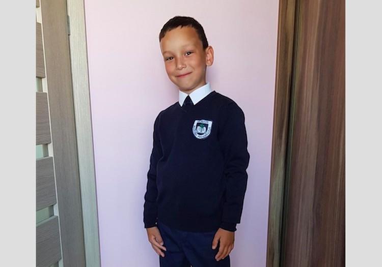 Pirmoji Martyno savaitė mokykloje
