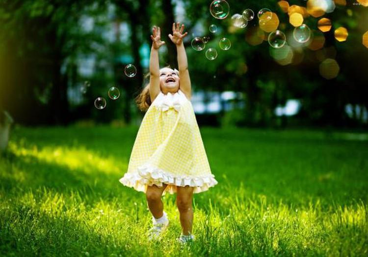 Sveikiname su Tarptautine Vaikų gynimo diena!