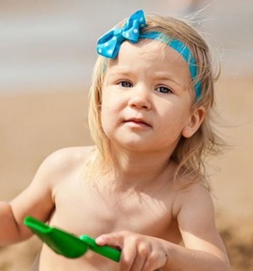Su mažyliu paplūdimyje: sąrašas, ką verta įsidėti