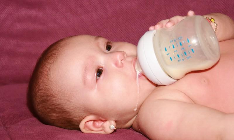 Nuo kada galima karvės pieno vaikui?