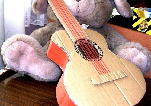 Beveik kaip tikra gitara