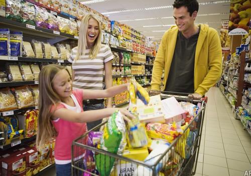 Ko negalima pirkti prekybos centre?