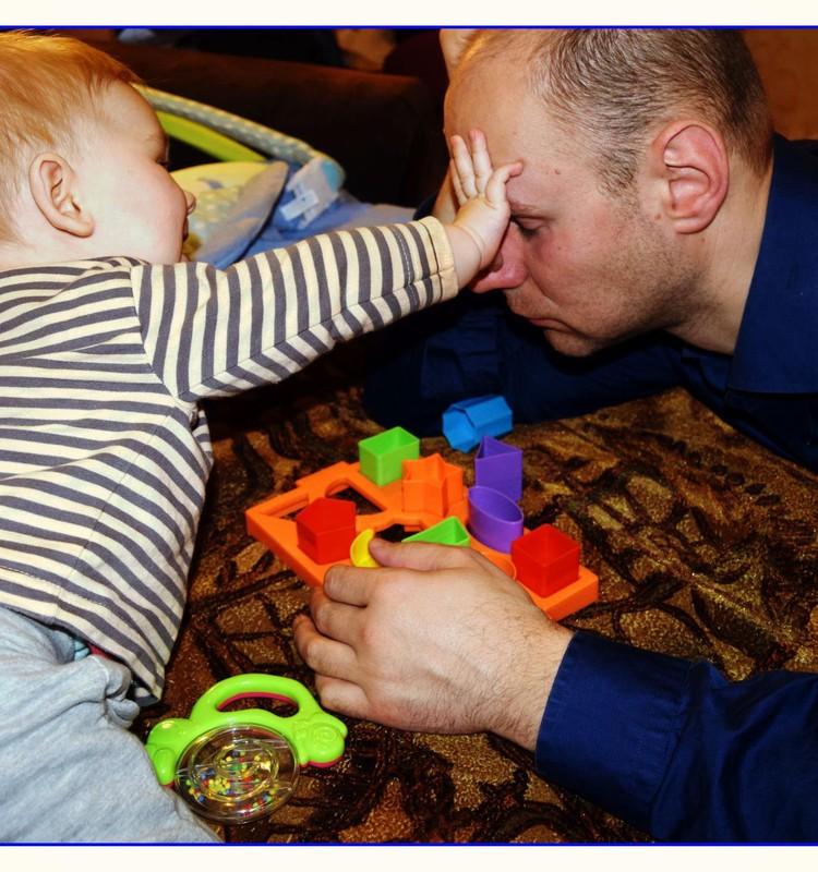 Tėti, pažaisim?