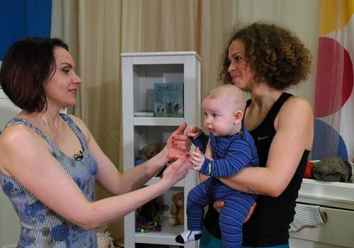 Kaip išsirinkti nešioklę?+SIMONOS patarimai, sportuojant su mažyliu