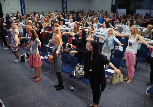 Antroji pokyčių konferencija moterims drąsins nepasiduoti nesėkmėms