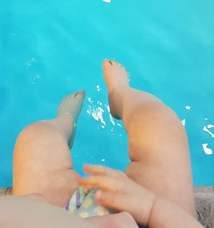 Vaikas iš vandens