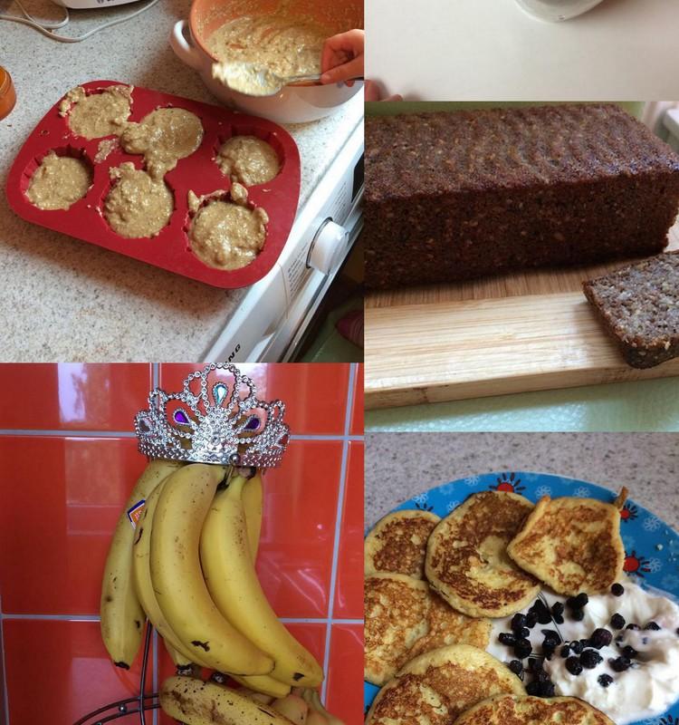 Kaip bananas tapo mano virtuvės karaliumi