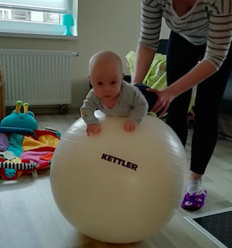 Kettler kamuolys - visiems atvejams!