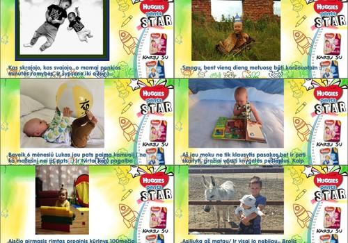 """Fotokonkursas """"Mažylio pasiekimai"""": I savaitės laimėtoja"""