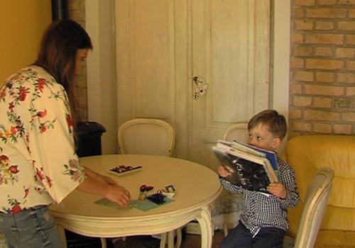 VIDEO: Šeimadienis su Eglės Skrolytės šeima