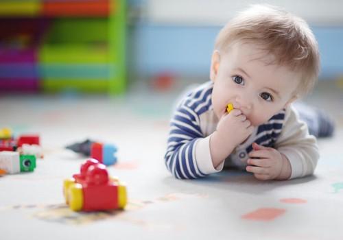 Saugi aplinka 9 mėnesių mažyliui
