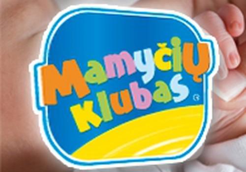 """Naujienos """"Mamyčių klube"""""""