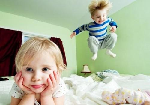 Kodėl kai kurie vaikai būna hiperaktyvūs?