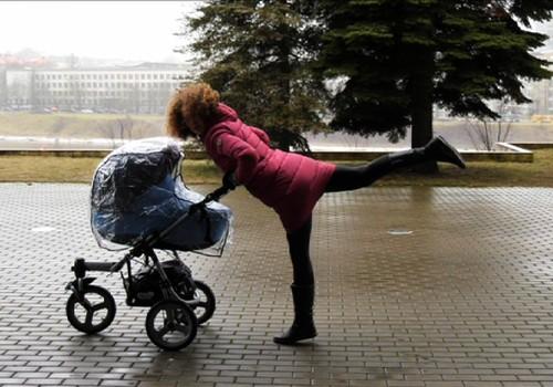 Ar sportuojate stumdydamos vežimėlį?