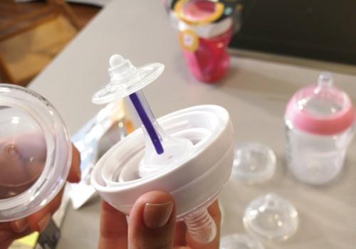VIDEO: Kaip išrinkti buteliuką ir gertuvę mažyliui?